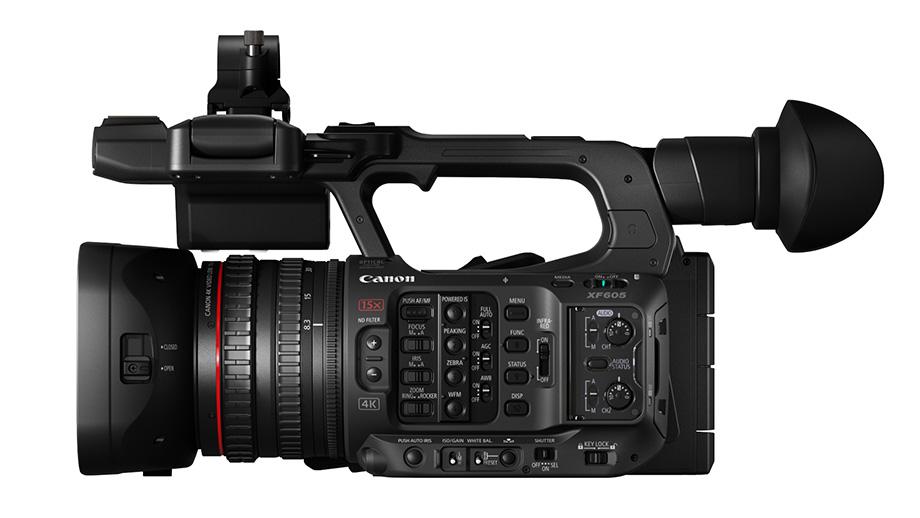 Canon XF605