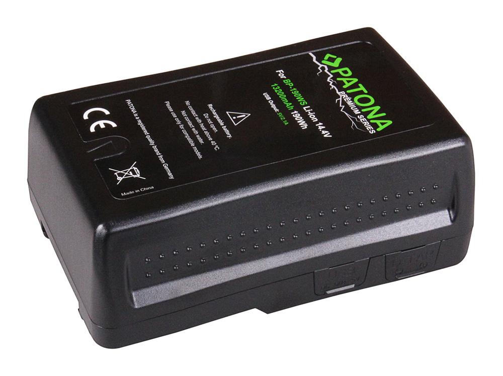 Батерия V-Mount BP-190WS